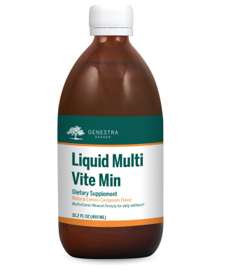 Liquid Multi Vit Min 450ml by Seroyal/ Genestra