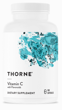 Vitamin C with Flavonoids by Thorne Research 180 capsules