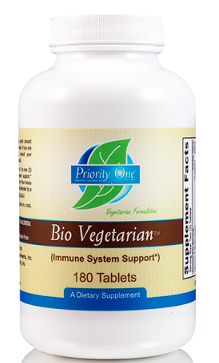 Bio-Vegetarian by Priority One 180 tablets