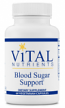 Blood Sugar Support by Vital Nutrients 120 capsules