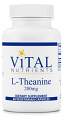 L-Theanine 200mg by Vital Nutrient 60 capsules
