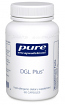 DGL Plus by Pure Ecapsulations 60 Capsules