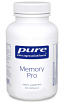 Memory Pro by Pure Encapsulations 90 capsules