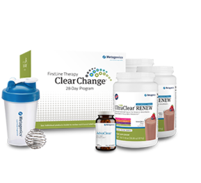 Clear Change® 28 Day Program with UltraClear® RENEW by Metagenics (Berry Flavor)
