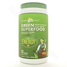 Energy Green SuperFood by Amazing Grass- 60 Servings