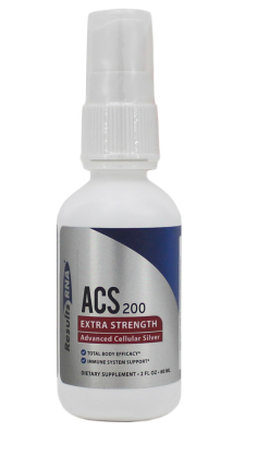 ACS 200 Silver Extra Strength 2oz by Results RNA