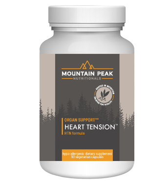 Heart Tension by Mountain Peak Nutritionals 90 capsules