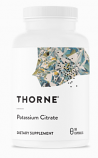 Potassium Citrate by Thorne Research 90 capsules