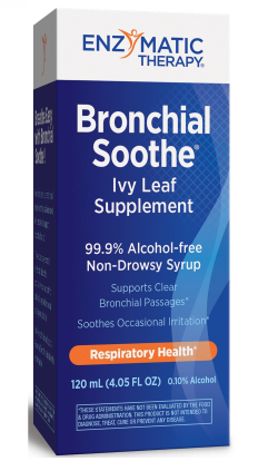 Bronchial Soothe® by Enzymatic Therapy 120ml